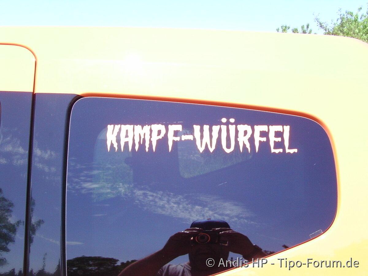 """Die ersten Bilder vom """"Würfel"""""""
