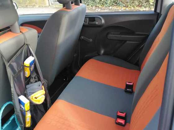 Mein Winter Auto, Panda 1.2 60 Ps
