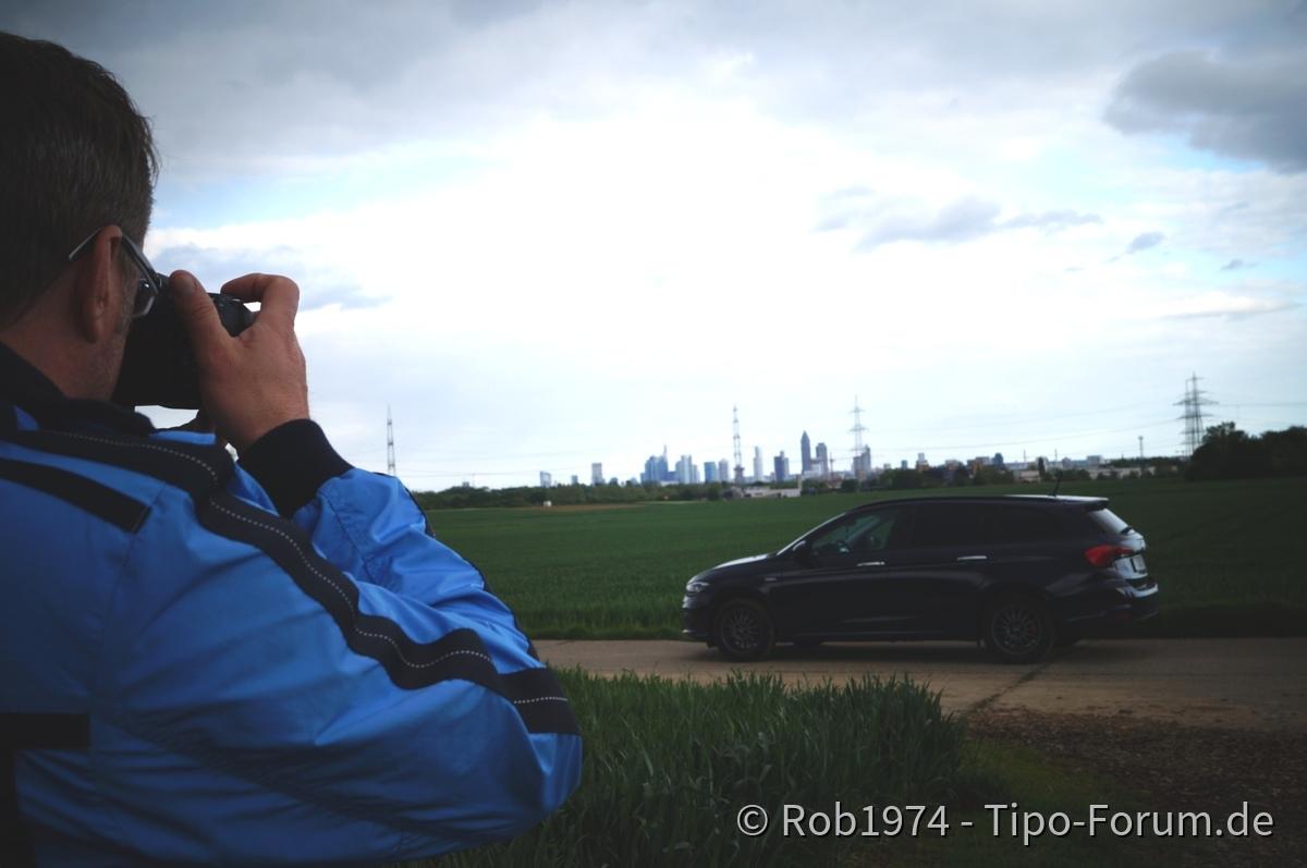 Ich, der Tipo und der Skyline!