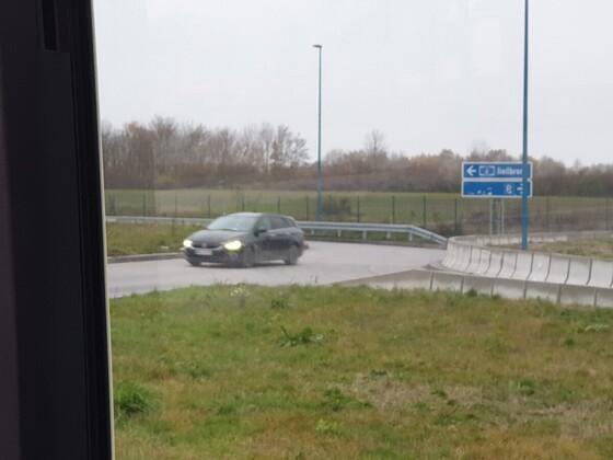 Spontantreff A6 auf dem Rasthof Hohenlohe Nord