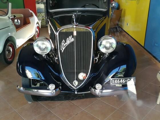Fiat Sichtungen in Kalabrien