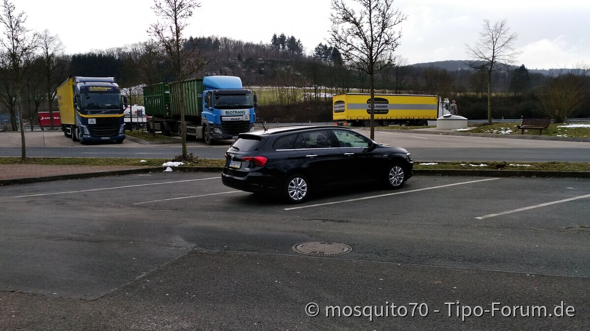 """Susis """"Turbo"""" auf der heutigen Reise nach Bochum"""