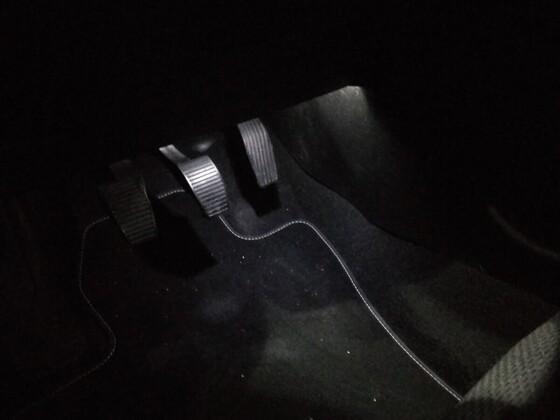 LED feet lighting