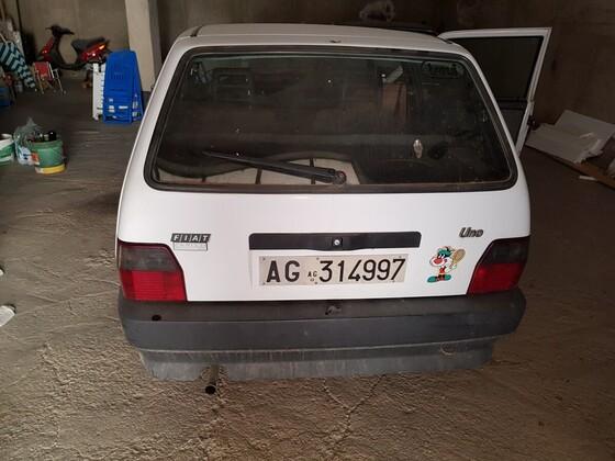 Fiat Uno (mein Lernauto gewesen)