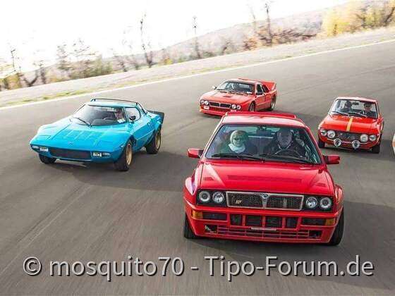 Das wäre meine Sammlung zum Thema Lancia