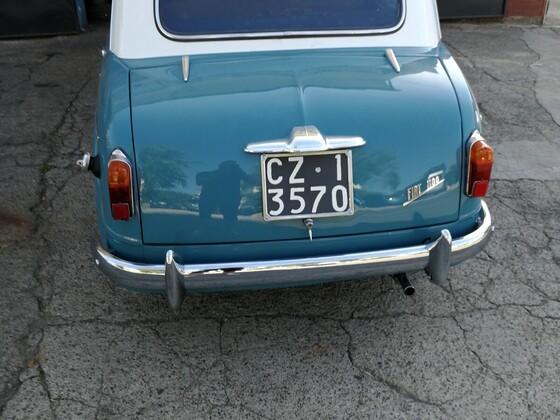 Fiat Sichtungen in Kalabrien.