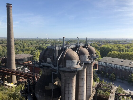 Impressionen Landschaftspark Duisburg