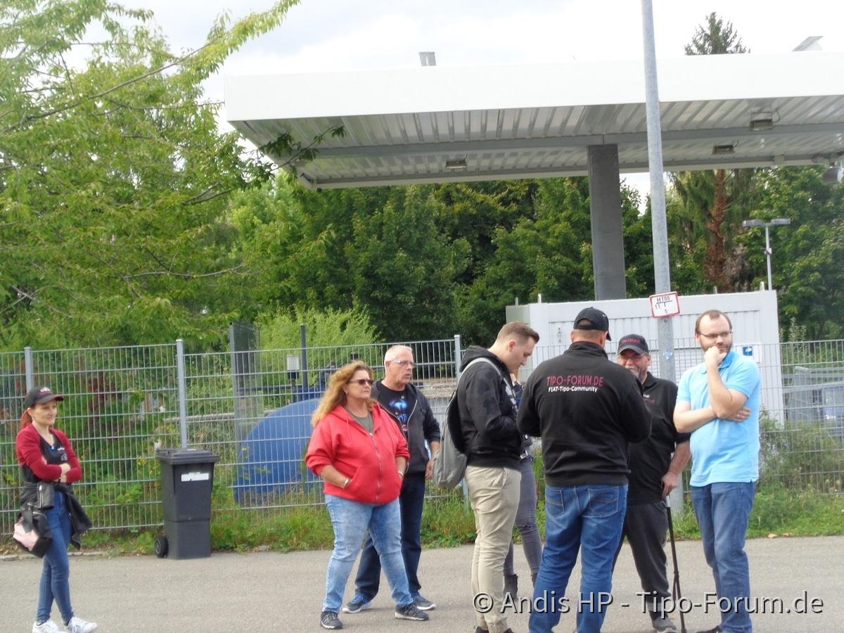 Tipo-Treffen Stuttgart 3.0
