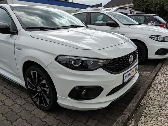 Tipo Sport in weiß gesichtet
