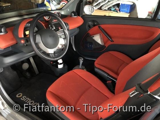 Smart Cabrio 450 Passion
