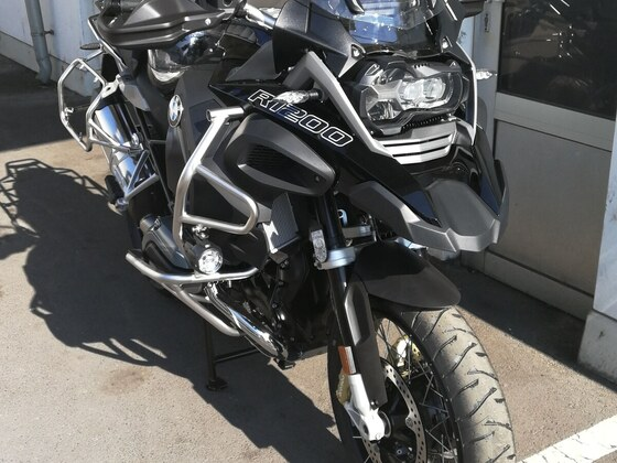 Meine BMW R 1200 GS Adventure Exclusive