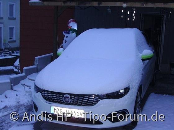 Der erste Schnee 2018