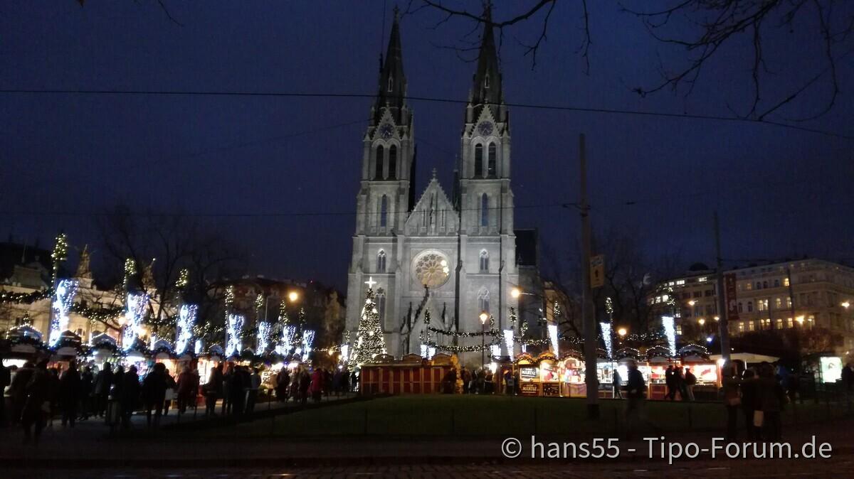 Prag Friedensplatz