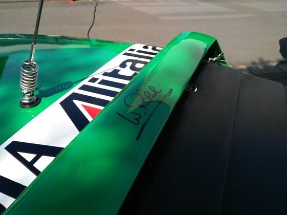Lancia Stratos Walter Röhrl
