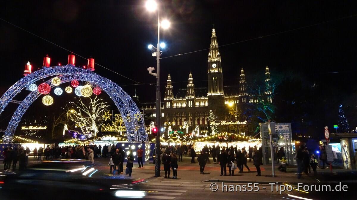 Gestern in Wien