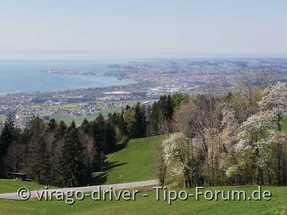 Osterausflug an den Bodensee