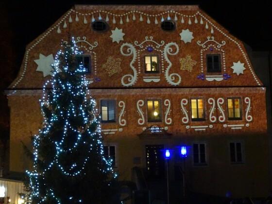 Adventmarkt in Regensburg