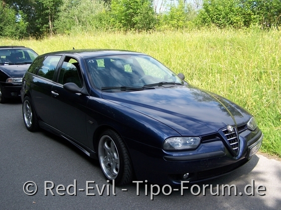 Ex Alfa 156 2.4 JTD